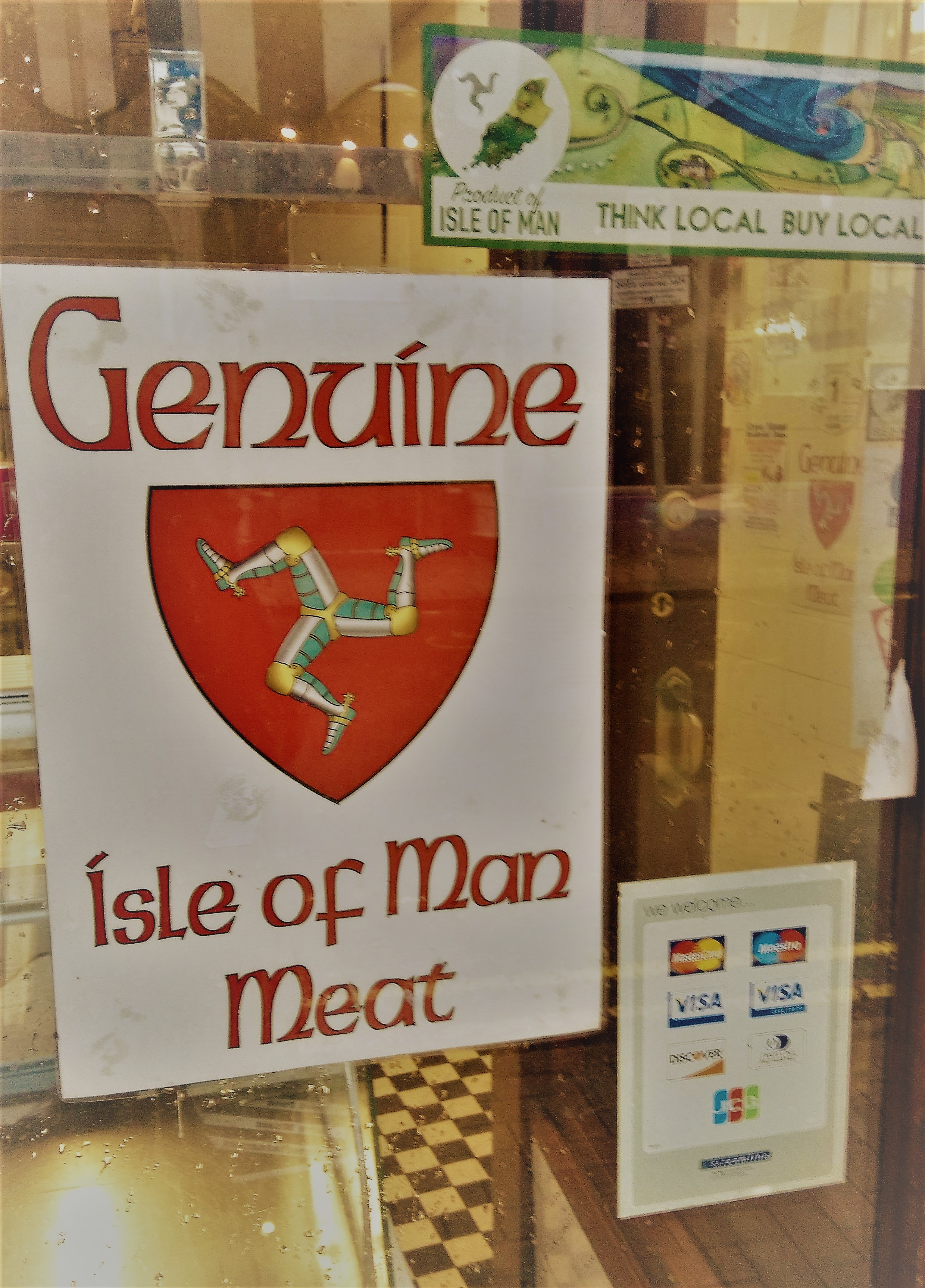 genuine IoM meat