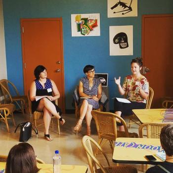 Discussion at CFSA Summit