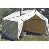 Magnum Canvas Wall Tent 16' x 20'