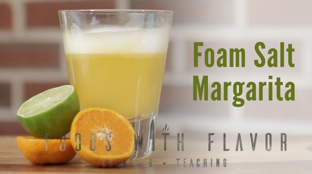 Foam Salt Margarita Episode 7
