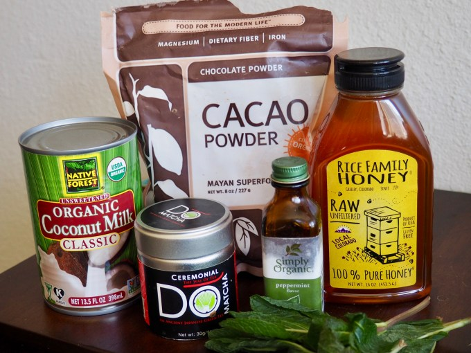 vegan peppermint patties ingredients