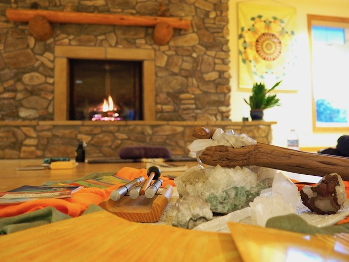 Womens Yoga Retreat Nutritional Therapy