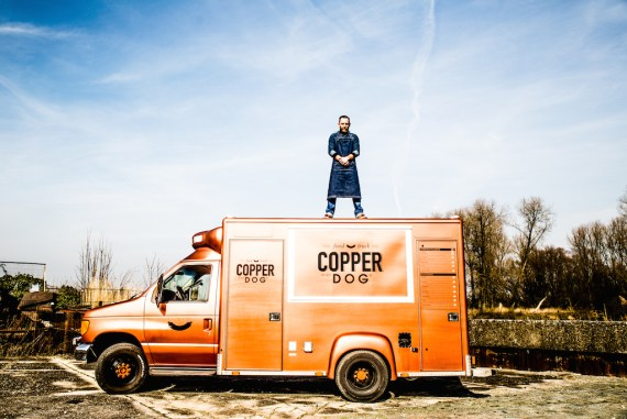 Foodtruck Copperdog - Foodtruckbestellen.be