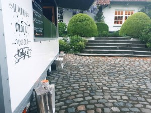foodtrucks met burger truck