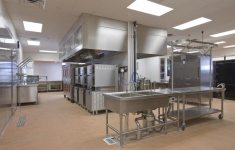 Extremely Beautiful Commissary Kitchen That You're Gonna Love