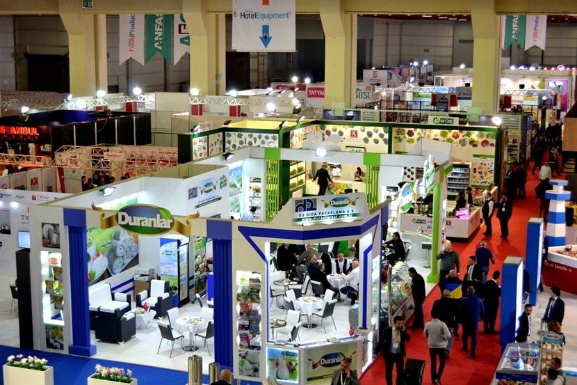 The heart of the HORECA sector beat at ANFAŞ Expo Centre