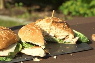 Ceasar-Salad-Burger