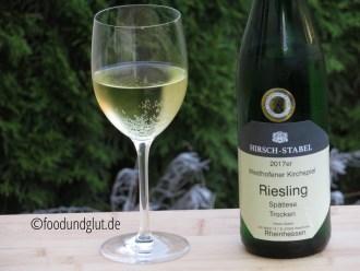 Westhofener Kirchspiel Riesling Weingut Hirsch-Stabel