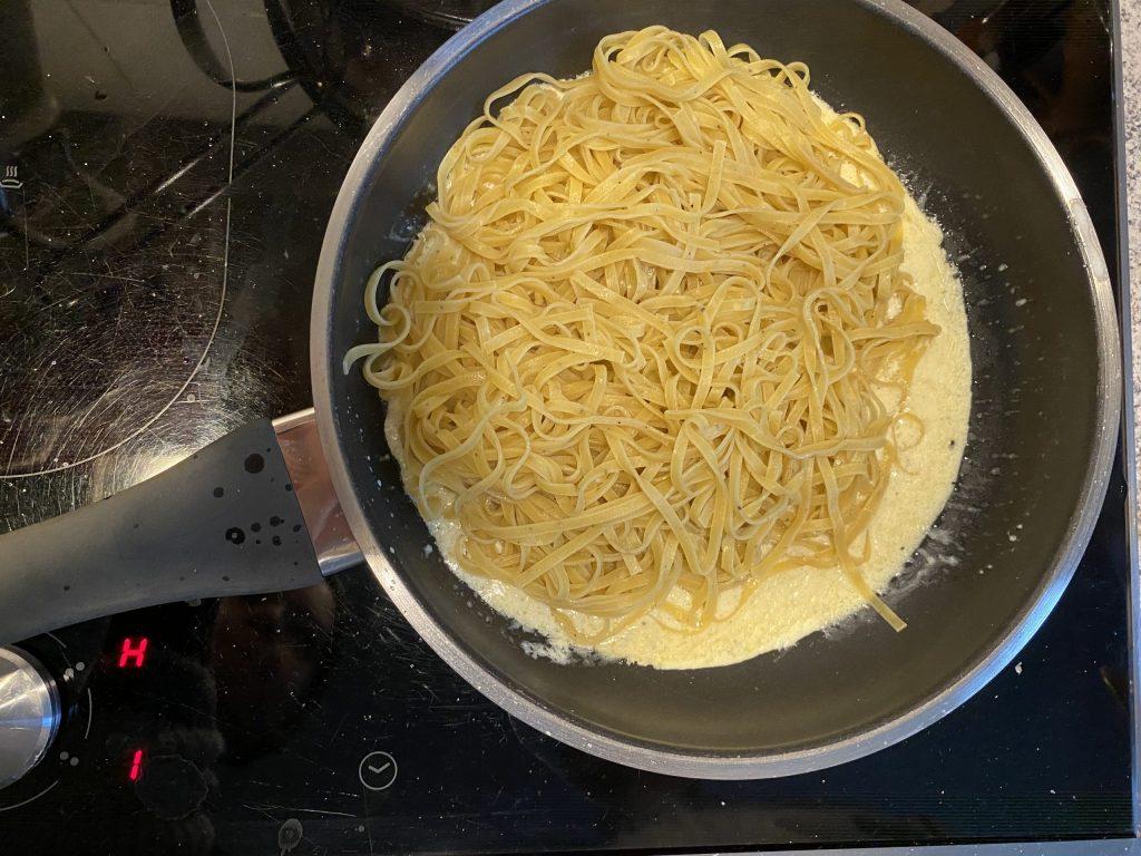 Pasta mit Trüffeln