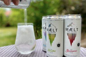 Maelt Hard Seltzer: das neue In-Getränk im Test