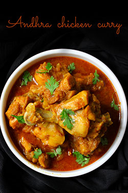 Andhra-Chicken-curry