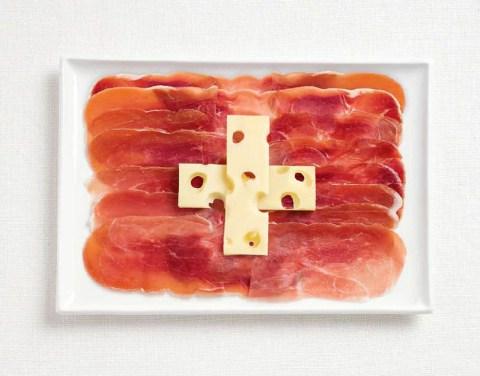 switzerland charcuteries and swiss cheese