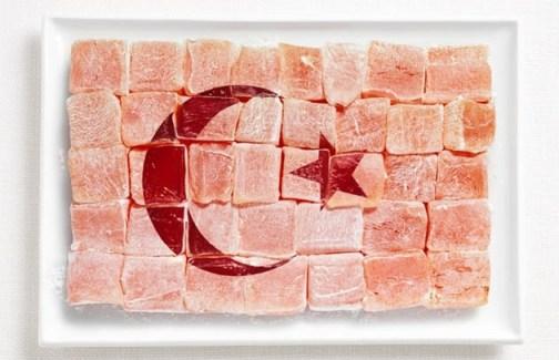 turkey turkish delight