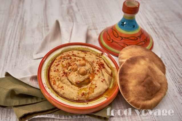Хумус — жемчужина Ближнего Востока