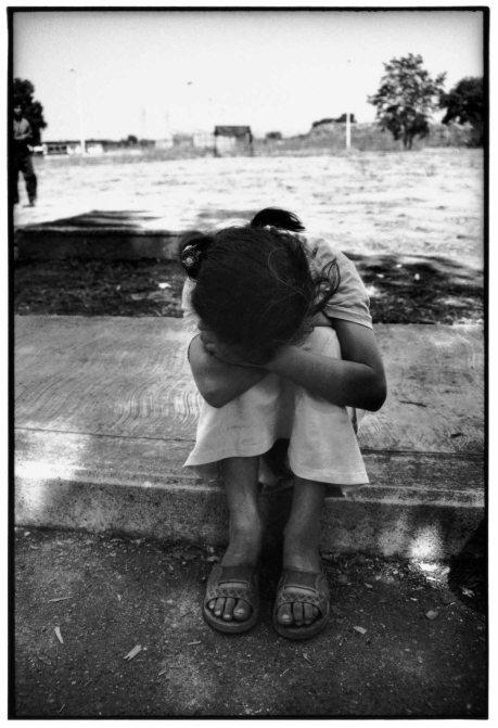 campo profughi di isola capo rizzuto,foto di simonetta ramogida