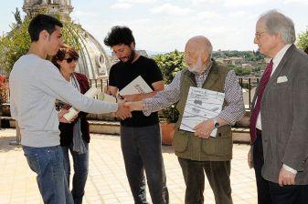 La-consegna-del-Premio-Bastianelli a Gianni Berengo Gardin _preview