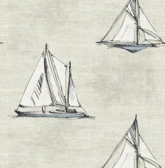 Tappezzeria-Carta-da-Parati-di-Design-Maritim-Look