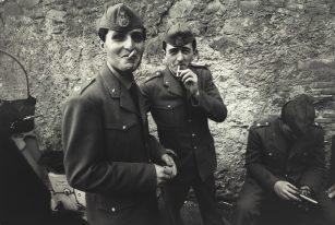 Bruno Barbey - Soldati (Roma), 1963