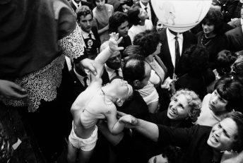 Ferdinando Scianna - Festa di Sant'Alfio, Cirino e Filadalefo, 1964