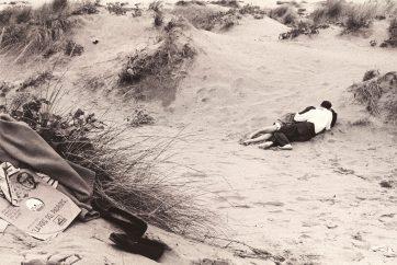 Gianni Berengo Gardin - Venezia. Il Lido, 1958
