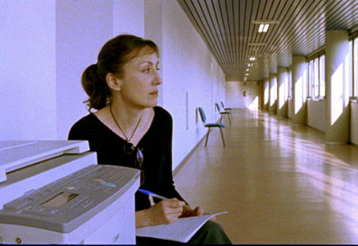 """nicoletta braschi nel film di francesca comencini """"i piace lavorare"""""""