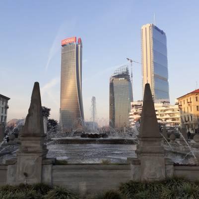 MILANO, NUOVO QUARTIERE CITYLIFE