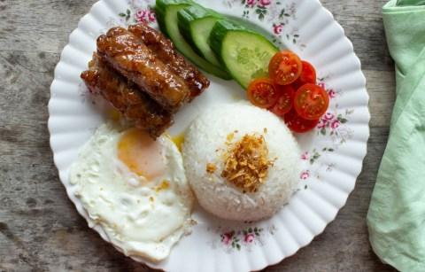 Skinless Longganisa - Sweet and Garlic Pork Sausages - FoodwithMae-4