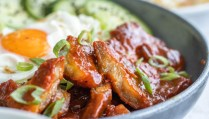 Tocino- Filipino sweet bacon-FoodwithMae-4
