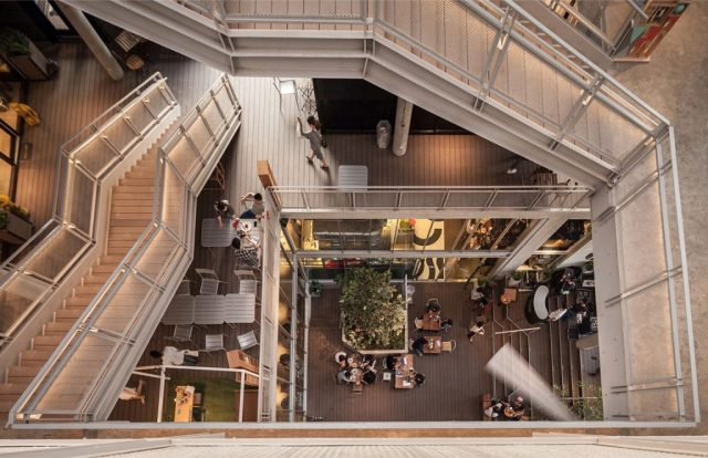 Best Malls in Bangkok the commons