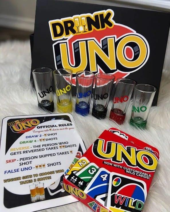 根本派對神物!UNO官方推大人版「喝酒UNO」 罰幾張就喝幾杯! - Foody 吃貨