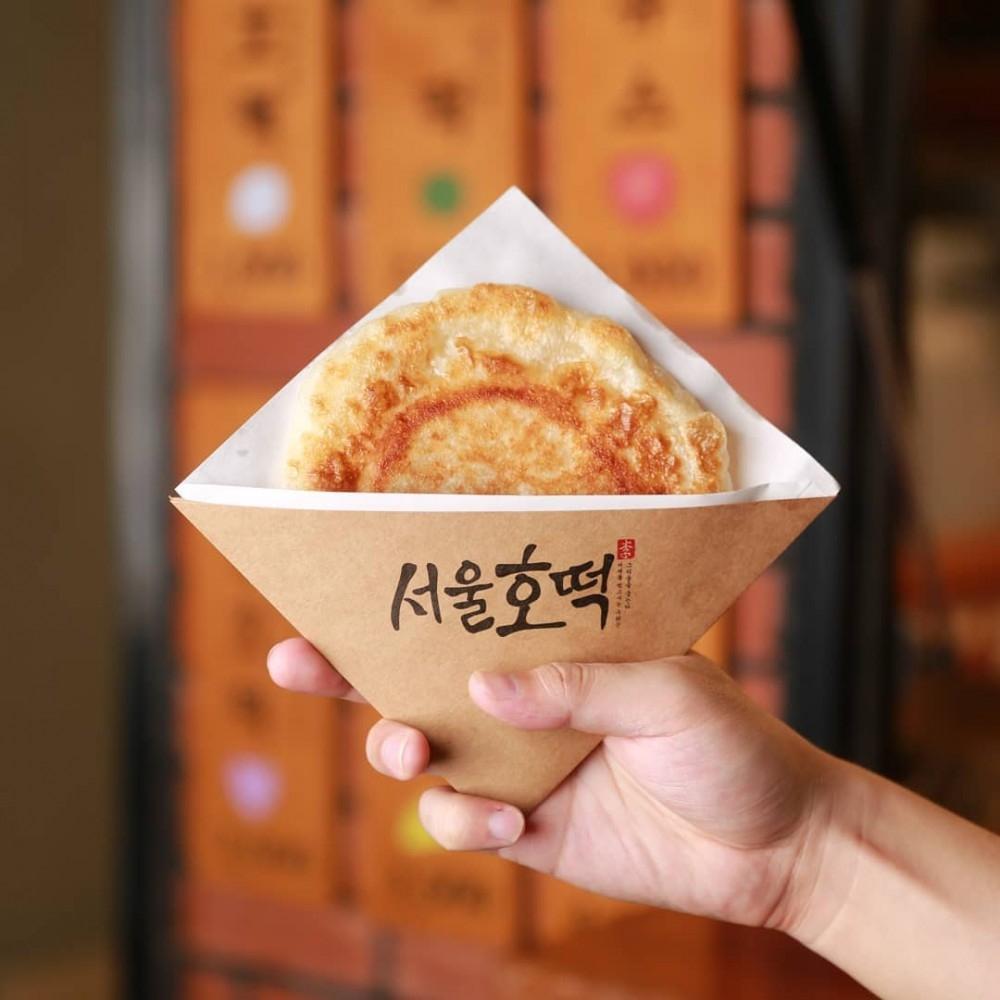 送你我的一顆心~ 韓國告白神器「粉紅愛心糖餅」吃貨哪能拒絕! - Foody 吃貨
