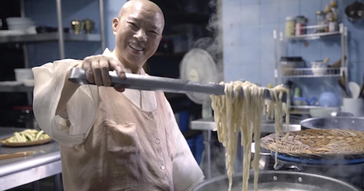出家46年練出神廚藝 尼姑簡單素菜做出「超越米其林三星」的美味 - Foody 吃貨