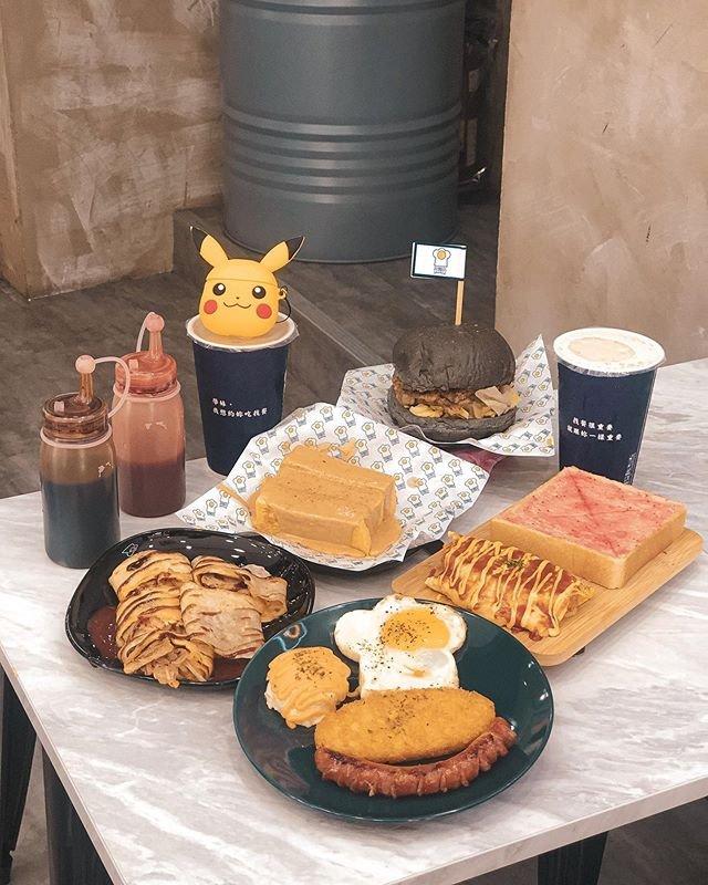 找餐店brunch-漢口店 - Foody 吃貨