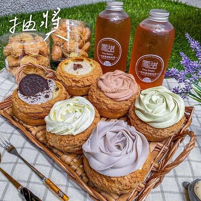 鳳甜烘培Feng bakery - Foody 吃貨