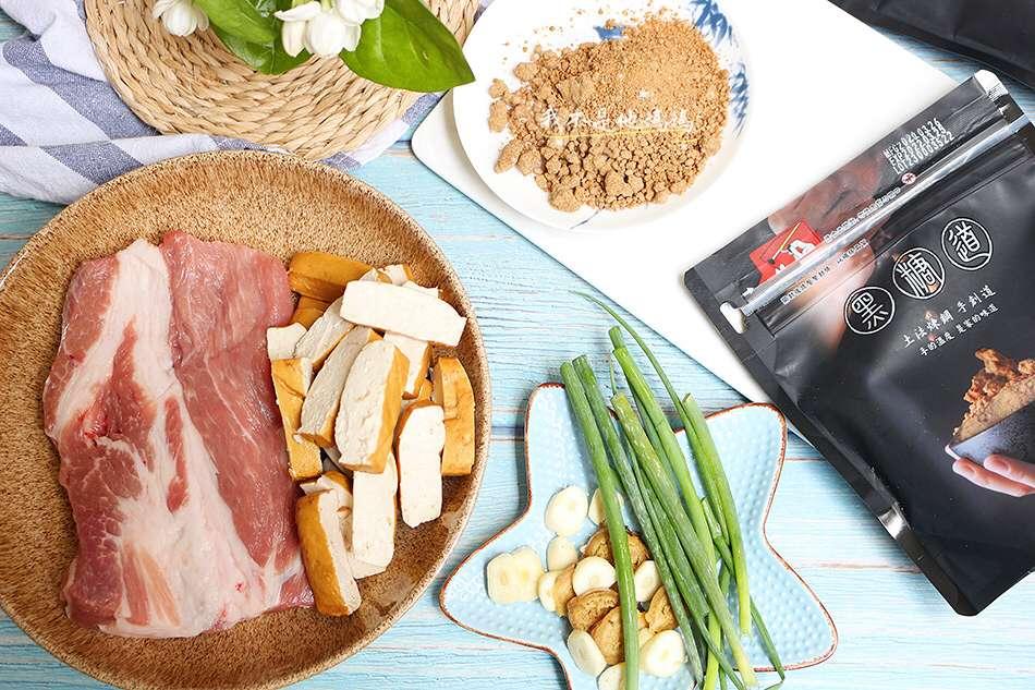 黑糖道 醇黑糖 阿嬤的古早味 滿滿營養黑糖滷肉 一鍋到底 讓你第一次滷肉就上手 - Foody 吃貨