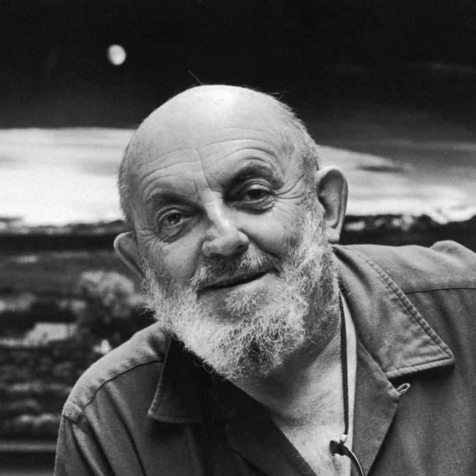 Ansel Adams en 1974