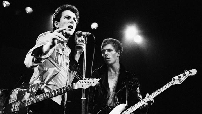 The Clash par Mark Jordan