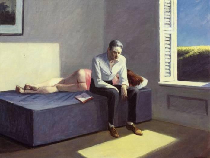 Excursion into Philosophy - E. Hopper