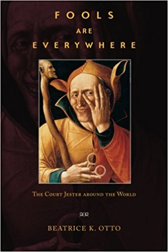 Book cover - Fools Are Everywhere - Beatrice Otto