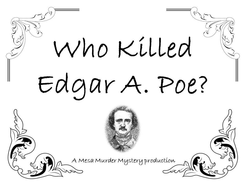 Poe Murder Mystery