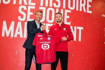 Soccer Lille – Mercato: Gabriel Gudmundsson commits to Lille