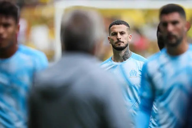 OM: This free attack on Benedetto hurts