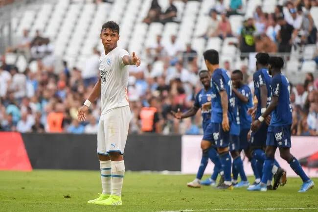 OM: Kamara extends to Marseille until 2022