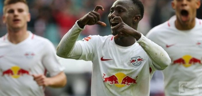 Allemagne : doublé de Naby Keïta, Leipzig dauphin du Bayern