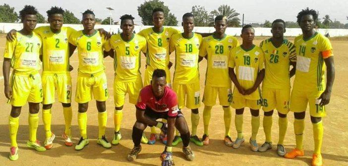 Ligue 1 (J23) : Santoba enfonce un peu plus Gangan