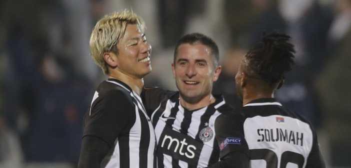 Partizan: Seydouba impliqué dans 14 buts en 19 matchs de championnat