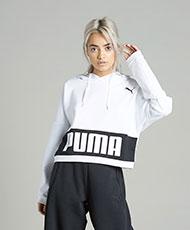Puma Womens Urban Sport Hooded Top