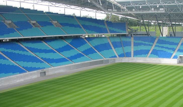 Rb leipzig test match with fans! Rb Leipzig Red Bull Arena Leipzig Stadium Guide Euro 2024 German Grounds Football Stadiums Co Uk