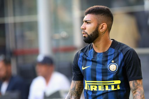 Gabriel Barbosa is set for a spell away from Inter