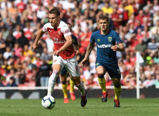 Aaron Ramsey (Image: David Price/Arsenal FC via Getty Images)